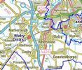 Build Your Own Map Showing Districts, Boroughs & Unitary Authorities